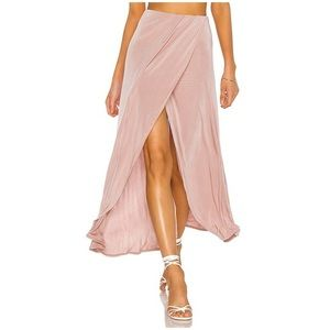 Free People Midi Skirt